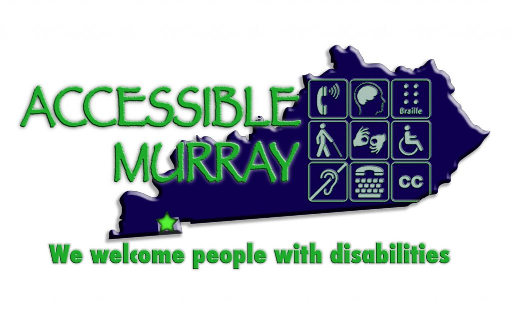 Accessible Murray logo