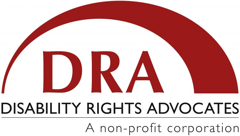 Disability Rights Advocates Logo