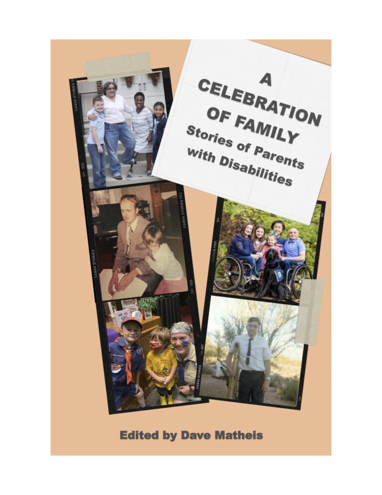 A Celebration of Family Book Cover